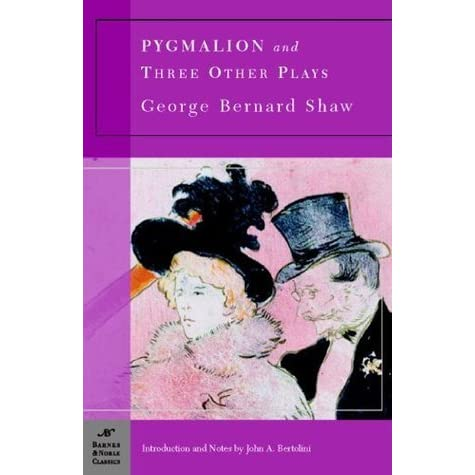 """lesson in shaws pygmalion essay """"pygmalion"""" explores bernard shaw's idea that people should not be limited by the social class into which they were born a custom essay sample on."""