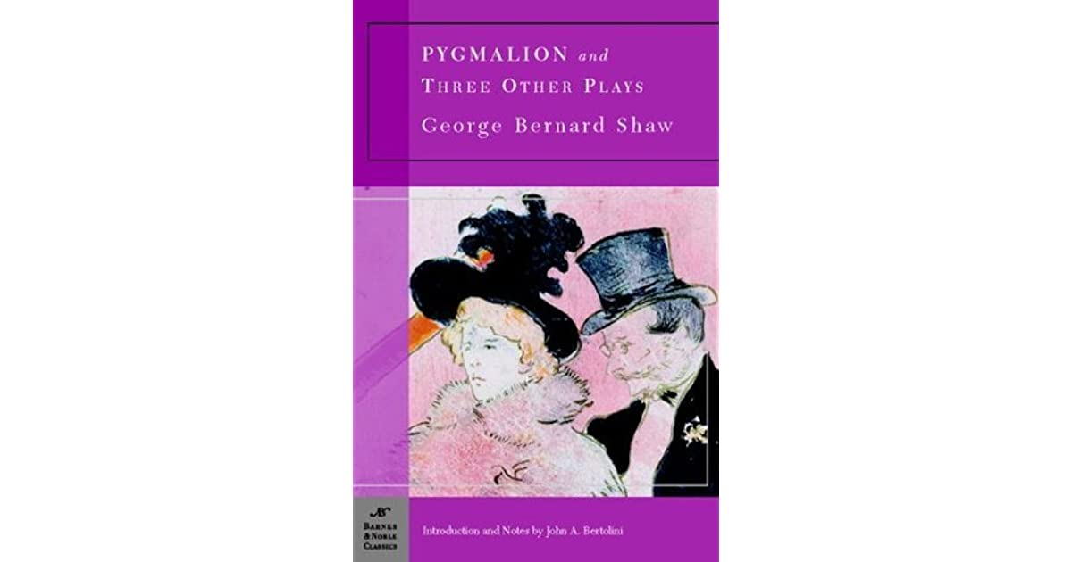 an analysis of pygmalion a play by george bernard shaw
