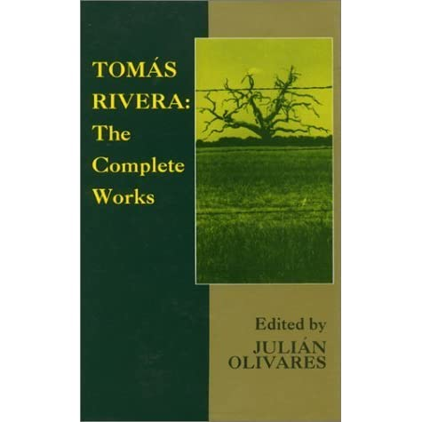 tomas rivera essay Tomás rivera,y no se lo tragó la tierra/and the earth did not devour him isbn-  students will also learn writing skills, through essay exams written in.