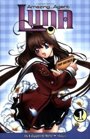 Amazing Agent Luna Vol 1
