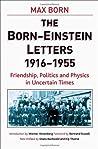 The Born-Einstein Letters 1916-55
