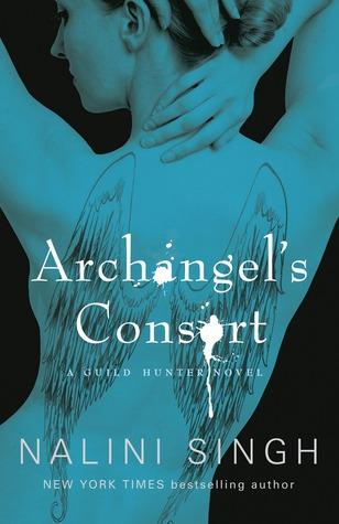 Archangel's Consort by Nalini Singh