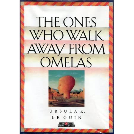 ones who walk away from omelas essay What was the name of the city omelas we will write a custom essay sample on any topic specifically for you for only $1390/page order now were the citizens of omelas.