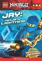 LEGO Ninjago Chapter Book: Jay, Ninja of Lightning