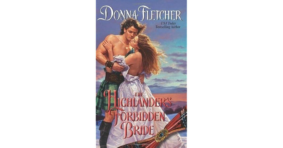 The Highlander's Forbidden Bride by Donna Fletcher