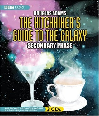 The Hitchhiker's Guide to the Galaxy: The Secondary Phase