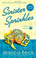 Sinister Sprinkles (Donut Shop Mystery, #3)