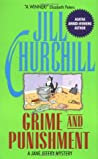 Grime and Punishment (Jane Jeffry, #1)