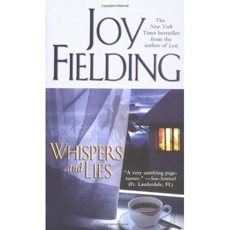 Read Whispers And Lies By Joy Fielding