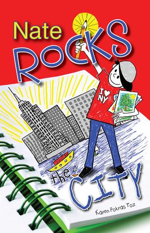 Nate Rocks the City (Nate Rocks, #4)