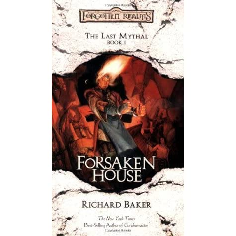 Forsaken House by Richard Baker