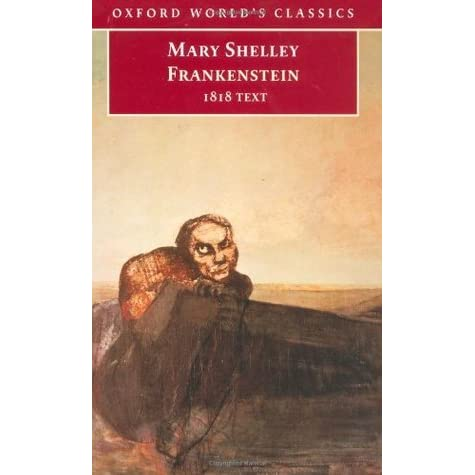 science gone wrong in frankenstein a novel by mary shelley The bioseries will focus on 'frankenstein' author mary shelley the gothic novel frankenstein the wretch brought to life by science gone wrong.