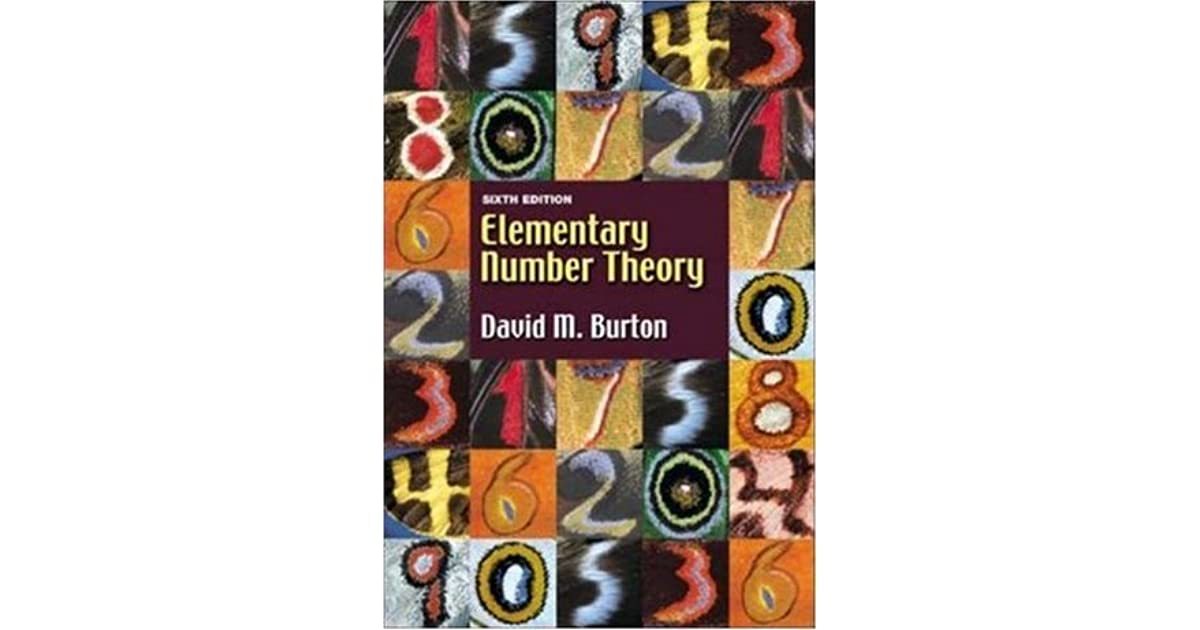 Theory 7th pdf number edition elementary burton