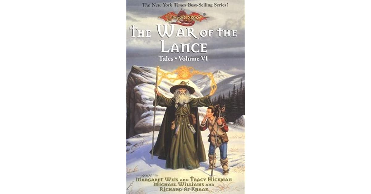 The War Of The Lance Dragonlance Tales Ii 3 By Margaret Weis