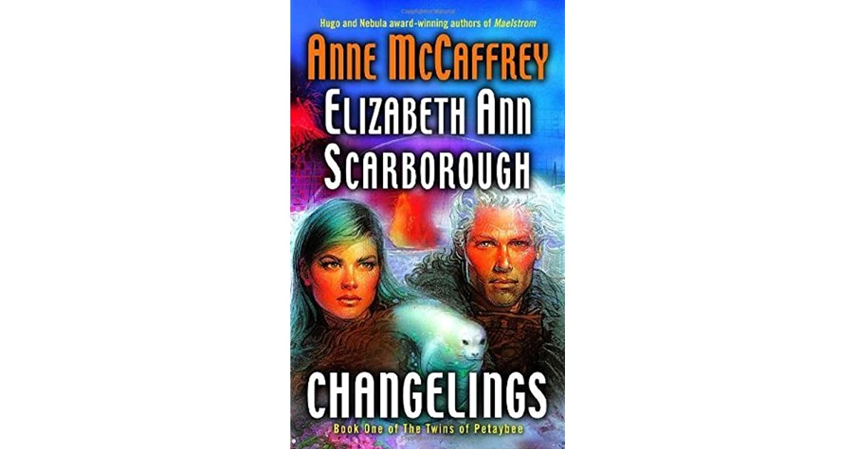 powers that be mccaffrey anne scarborough elizabeth ann