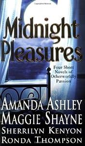 Midnight Pleasures (Wild Wulfs of London #0.5; Dream-Hunter #0.5)