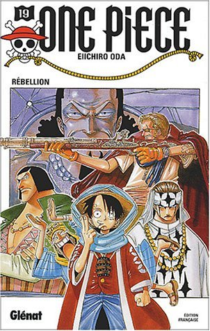 One Piece Volume 19 Rebellion By Eiichiro Oda