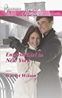 English Girl in New York (Harlequin Romance)