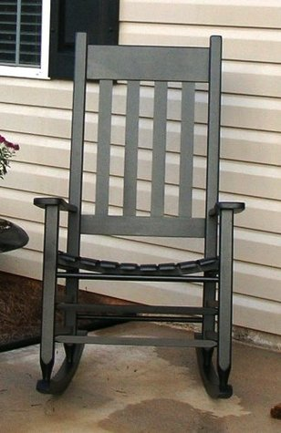 Build Your Own Front Porch Rocking, Deck Rocking Chair Plans