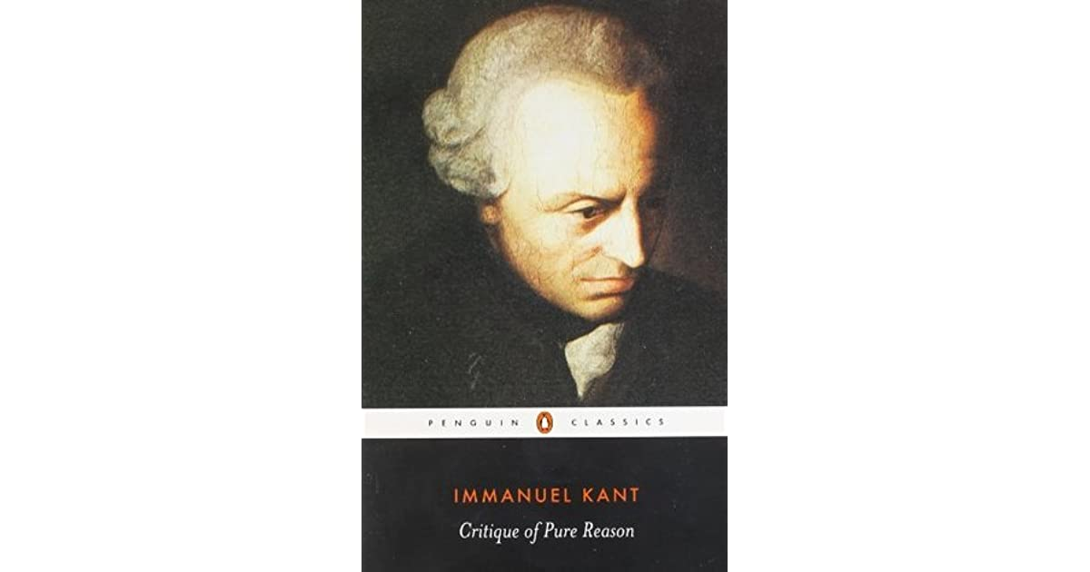 Immanuel kant was a real piss ant