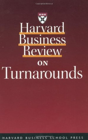 Harvard Business Review on Turnarounds