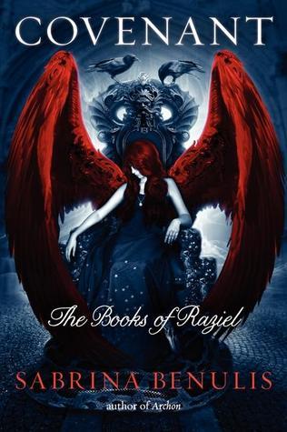 Read Archon The Books Of Raziel 1 By Sabrina Benulis