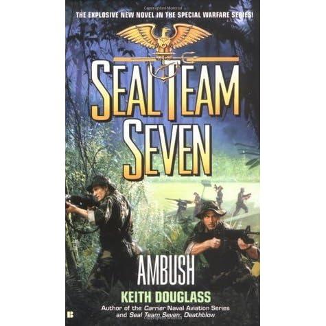 Ambush Seal Team Seven 15 By Keith Douglass
