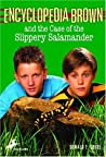 Encyclopedia Brown and the Case of the Slippery Salamander (Encyclopedia Brown, #22)