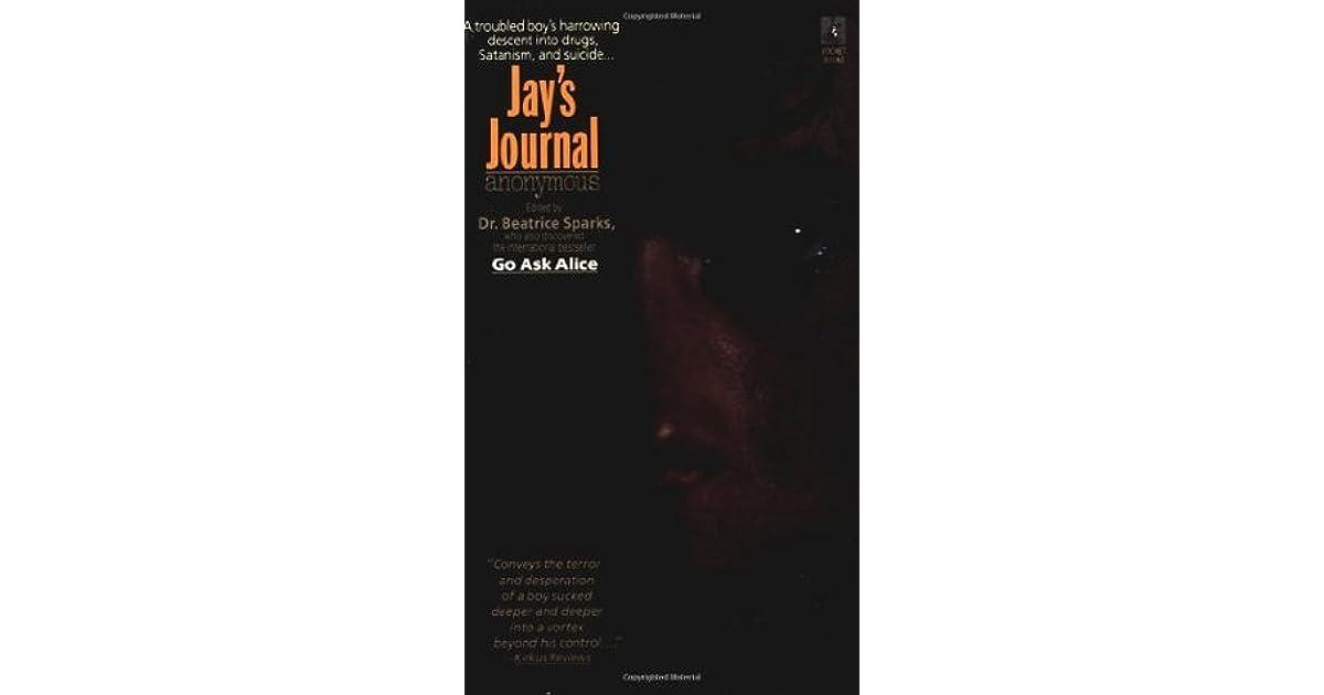 Jays Journal Pdf