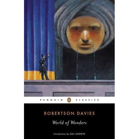 Robertson Davies Magician of Words