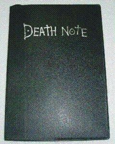 Death Note Notebook Light Kira