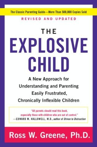 The Explosive Child A New Approach