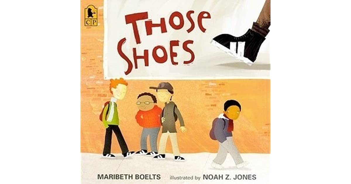New Shoes Goodreads