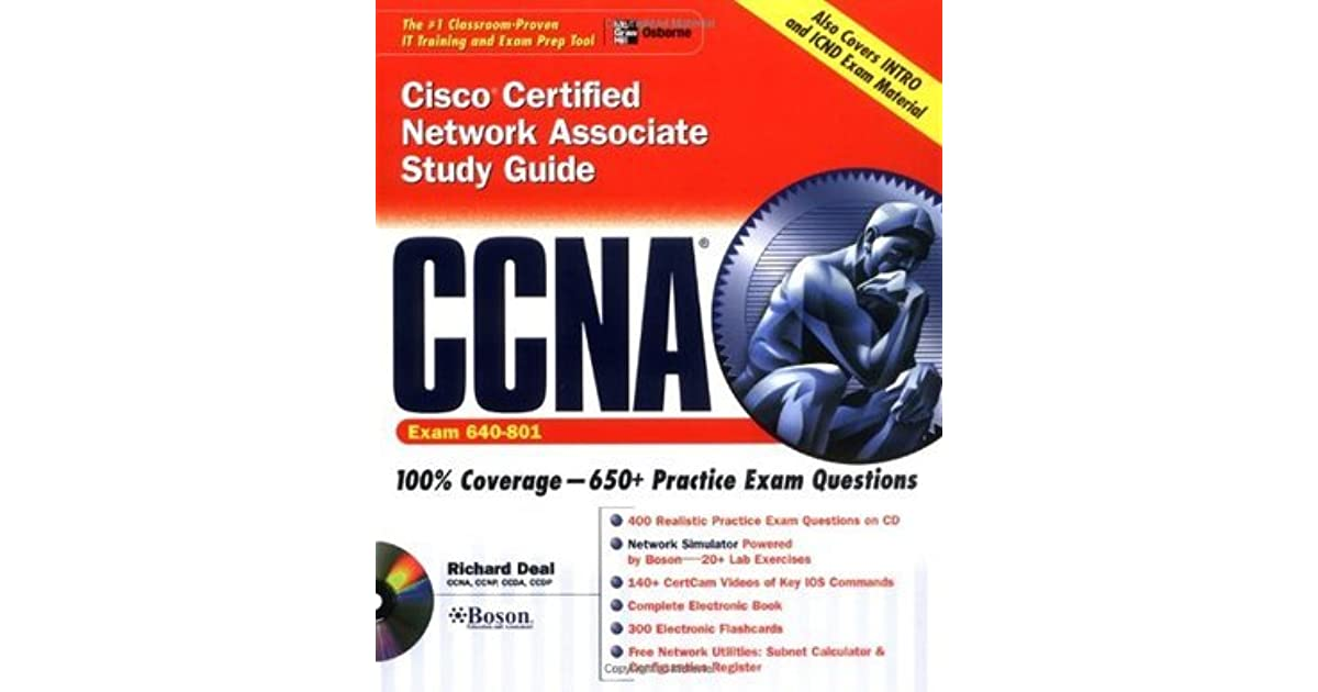 CCNA Cisco® Certified Network Associate Study Guide by