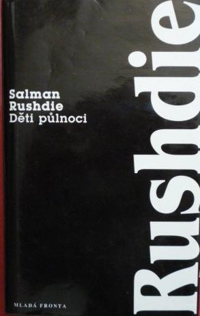 Děti půlnoci by Salman Rushdie