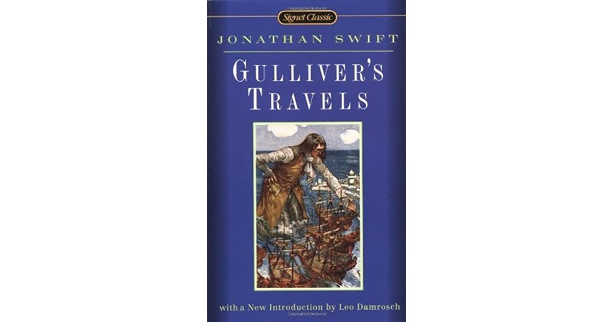 the element of extremes in gullivers travels by jonathan swift Jonathan swift was one of the leading satirists in english literature in gulliver's travels, he satirizes many aspects of literature, politics, religion, and philosophy, even critiquing the tall tale or travel adventure story itself.