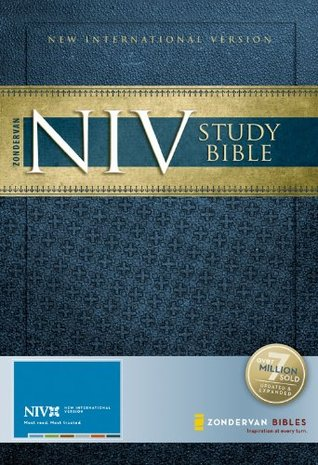 Zondervan NIV Study Bible (Red Letter Edition): Updated Edition