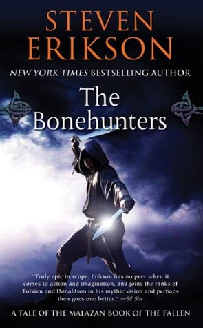 The Bonehunters (The Malazan Book of the Fallen, #6)