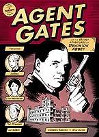 Agent Gates and the Secret Adventures of Devonton Abbey:A Parody