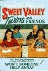 Won't Someone Help Anna? (Sweet Valley Twins, #69)