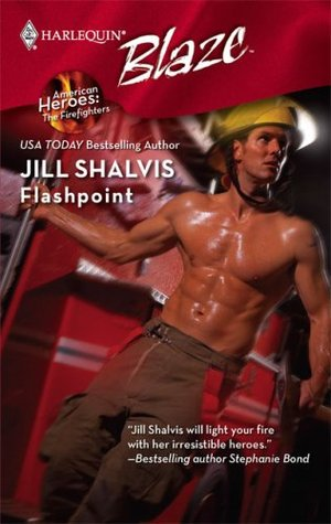 Flashpoint (American Heroes: The Firefighters #1)
