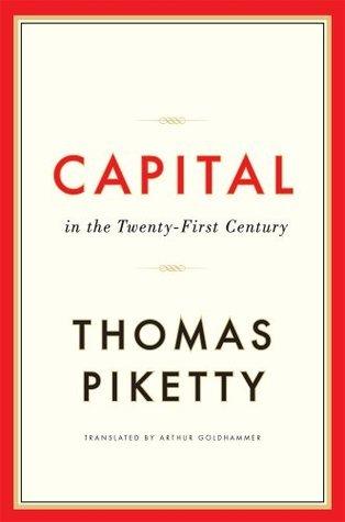 Capital in the Twenty-First Century (Thomas Piketty 2014)