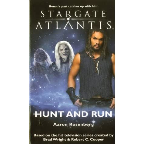Hunt and Run (Stargate Atlantis, #13) by Aaron Rosenberg