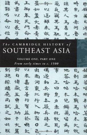 Cambridge History of Southeast Asia 1