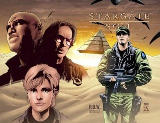 Stargate SG-1: P.O.W. Volume 1 Limited Edition James Anthony