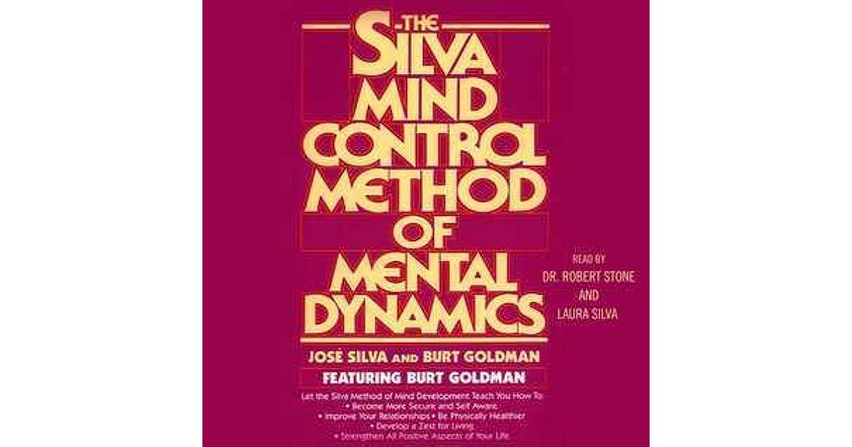 the silva mind control method pdf