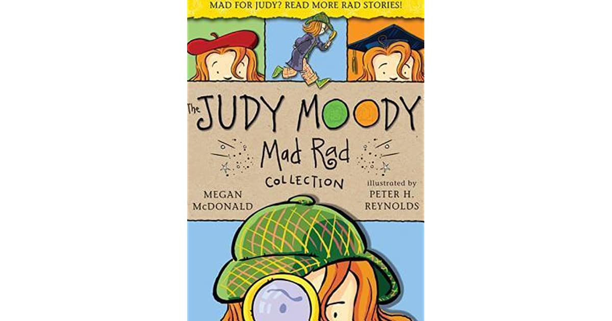 Exclusive interview with Judy Moody