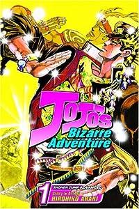 JoJo's Bizarre Adventure, Vol. 1 (Stardust Crusaders, #1)