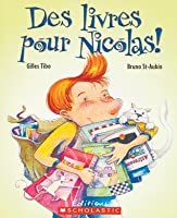 Des Livres Pour Nicolas!