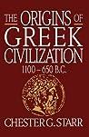 Origins of Greek Civilization 1100-650 BC